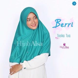 Gamis Berri Hijab
