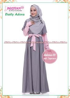 Gamis Michan Hijab Adora 02