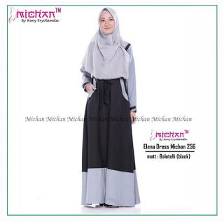 Gamis Michan Hijab Elena 256