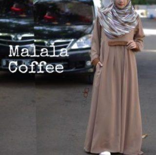 Gamis Ayudia Malala Coffee