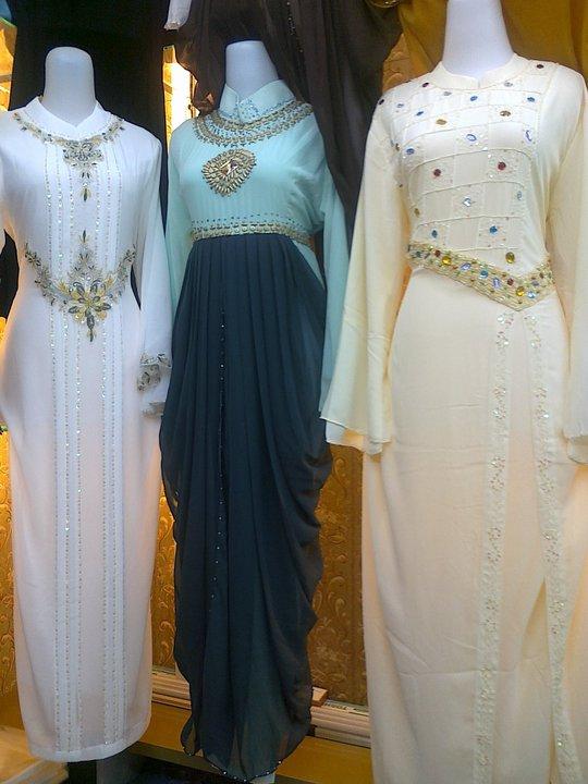 Gamis Collections  Gamis muslimah kaftan gamis payet siffon gamis syahrini gamis pesta