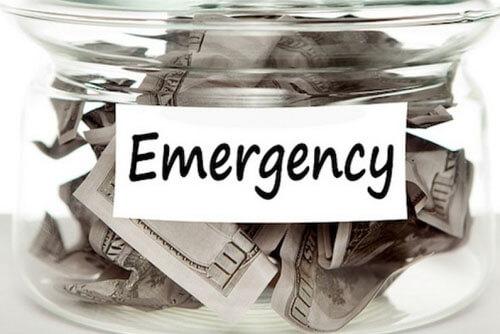 persiapkan dana darurat