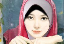 jilbab syar'i bagi muslimah