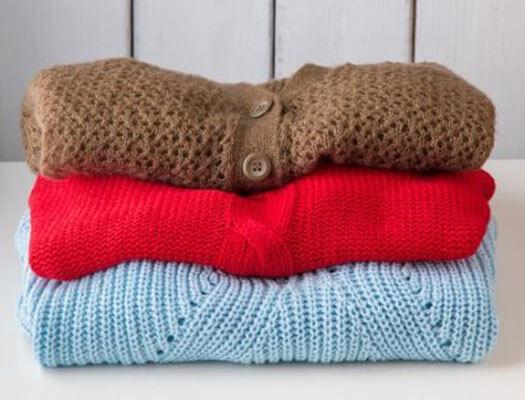 tips menjaga sweater rajut
