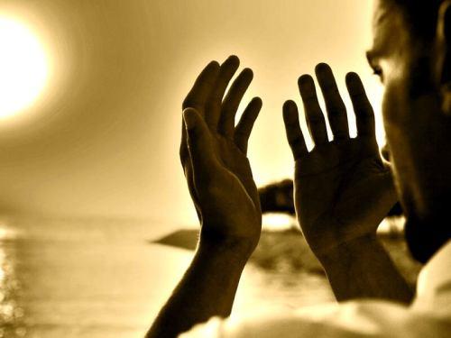 berdoa saat dilanda kesusahan