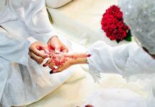 cara melamar dalam islam