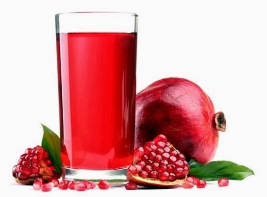 khasiat buah delima bagi pencernaan dan perut