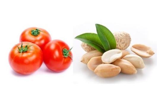 tomat dan kacang-kacangan sangat bagus untuk kesehatan