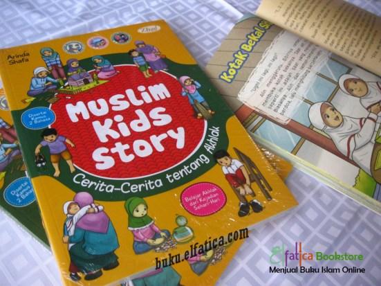 Muslim Kids Story Cerita-cerita Tentang Akhlak