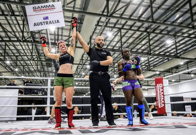 Courtney Martin wins the 2019 GAMMA World Championship