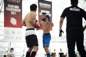 Striking MMA Makes Thrilling Debut At GAMMA Asian MMA Championship