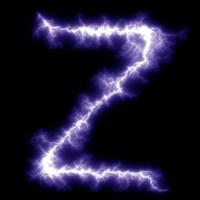 Fast Animation of Lightning Using an Adaptive Mesh