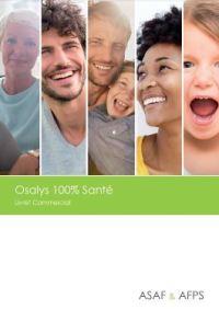 Mutuelle ASAF Osalys 100% Santé