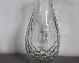 Vas pressglas bubblor klar