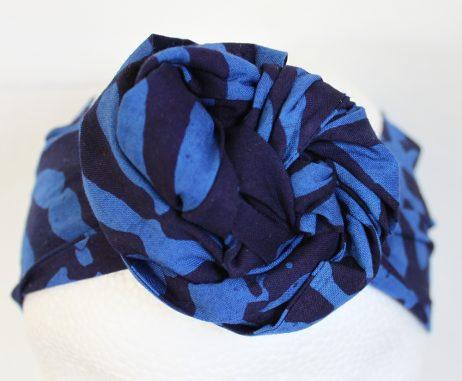 Hårband | Blått