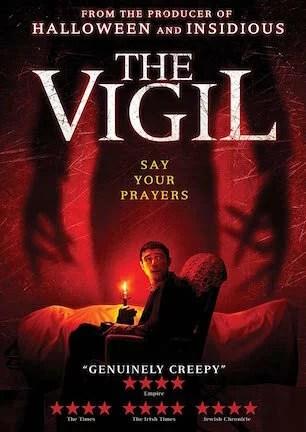 The Vigil Film Kritik Film Poster