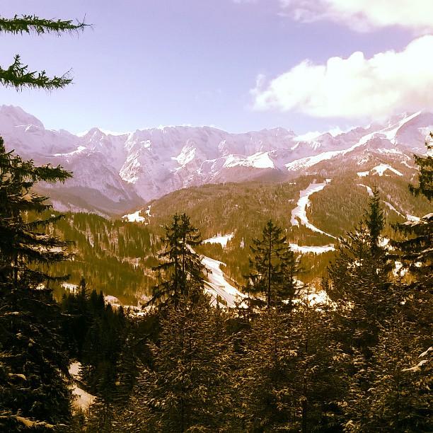 #alpen #wetterstein #trekking #naturesmellslikefreshsnow