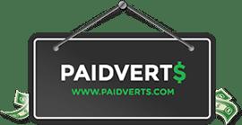 Paidverts: Gana Dinero Promocionando Tus Sitios
