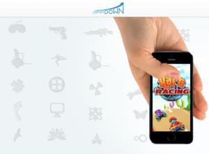 Appdown: Gana dinero descargando aplicaciones