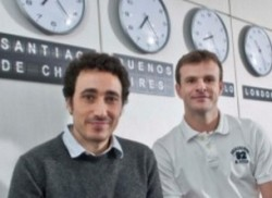 Ander Michelena y Jon Uriarte