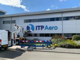 itp aero en uk (antigua Hucknall)
