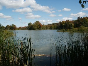 Lake at Castle Glen