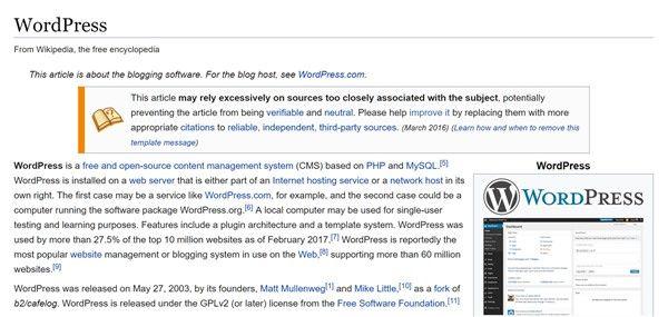 cómo hacer enlaces internos en WordPress para SEO