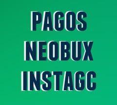 Pagos de Neobux e instaGC
