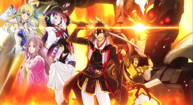 Top 5 Anime Characters 2015 : Winter anime top op ed ganbare