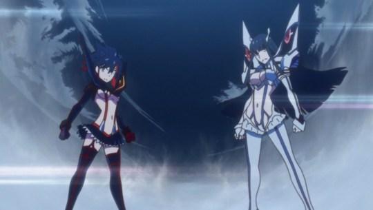 kill la kill episode 22 satsuki ryuuko