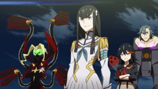 kill la kill episode 23 satsuki kiryuin