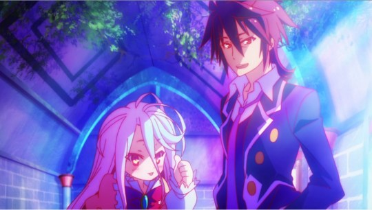 Sora Shiro No Game No Life