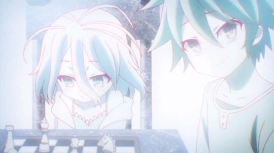 Stream No Game No Life episode 9 Sora Shiro Kids