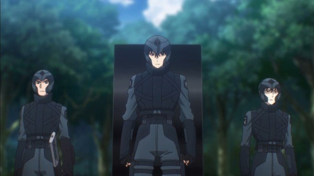 Mahouka episode 15 review tatsuya monolith code