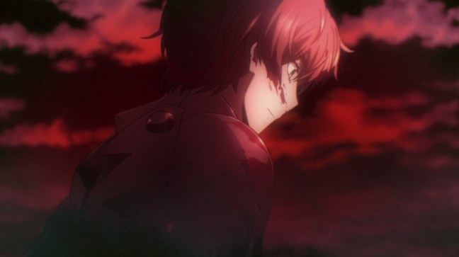 Mahouka masaki ichijou crimson prince
