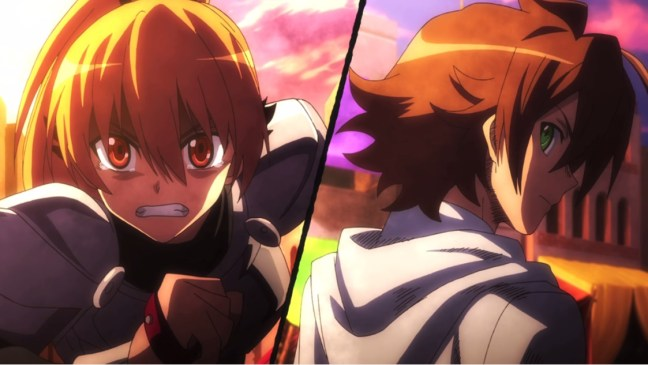 Akame ga kill episode 5 review Seryuu vs Tatsumi