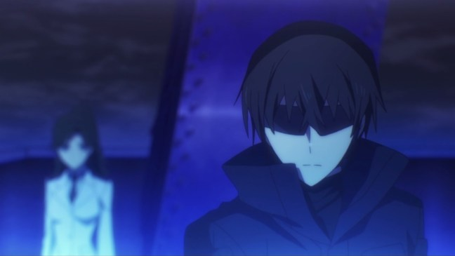 Mahouka episode 18 Dark Tatsuya