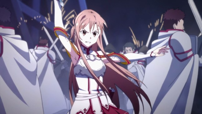 Sword Art Online episode 6 discussion Asuna
