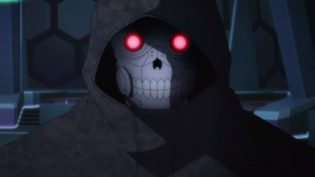 Sword Art Online s2 episode 5 blog Death Gun