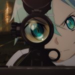 Sword Art Online II Episode 6 – PTSD!