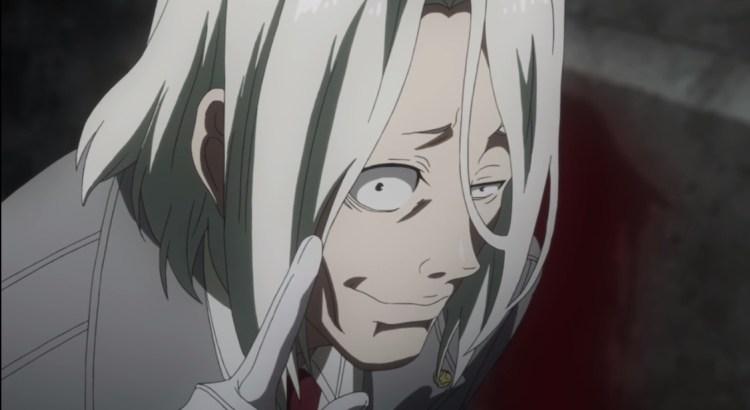 Tokyo Ghoul anime Mado