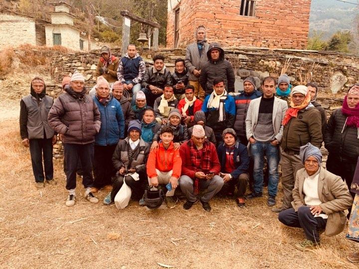 नेपाल तरुण दल लेखफाँटको अध्यक्षमा रामचन्द्र काकी