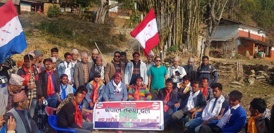 नेपाल तरुण दल नाग्लिवाङको अध्यक्षमा भक्तवहादुर थापा
