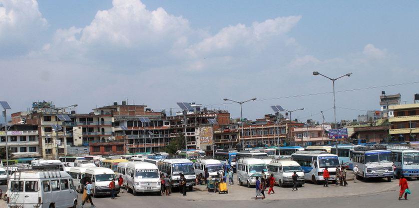 सार्वजनिक सवारीमा यात्रुले देख्ने गरी भाडादर नटाँसे कारबाहि हुने