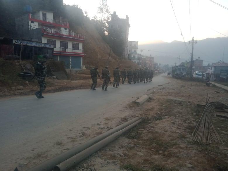 गण्डकीका चार जिल्लामा बन्दको आंशिक प्रभाव, ठूलो संख्यामा सुरक्षाकर्मी परिचालन
