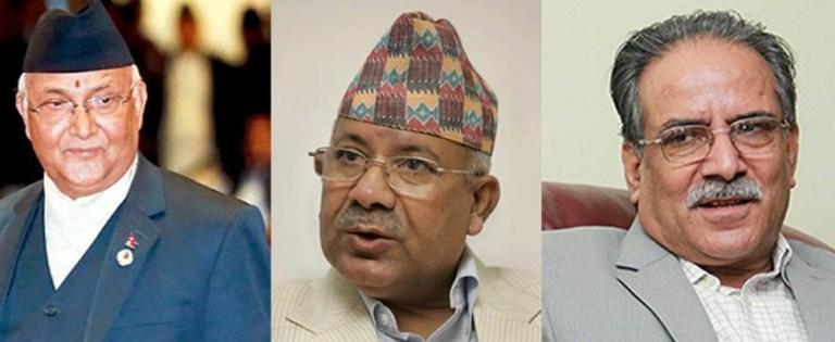 नेकपा विवादः एकअर्कालाई सिध्याउने रणनीतिमा दुवै समूह