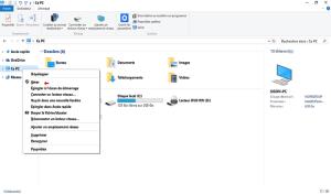 Windows 10 - Partition - Gerer