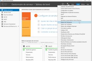 Gestion de l'impression sous Windows Server