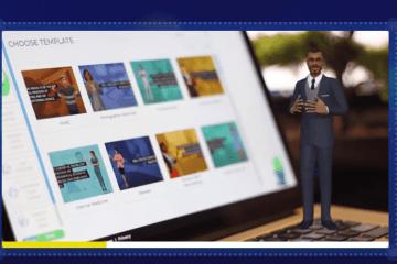AvatarBuilder logiciel de montage vidéo