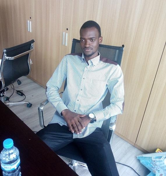Mouslim Diallo, ingénieur réseau systèmes